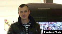 Убитый российский военнослужащий Алексей Буенков