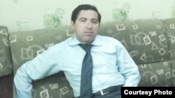 Imprisoned Tajik lawyer Buzurgmehr Yorov (file photo)