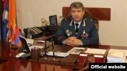 Генерал-майор Камо Агаджанян