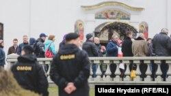 Малітва за Курапаты і ахвяраў сталінскіх рэпрэсіяў у Менску, 7 красавіка