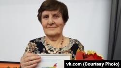 Галина Шаверина