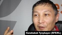 Участник Декабрьских событий 1986 года Екпин Шардаров.