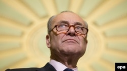 U.S. Senate Democratic Leader Chuck Schumer