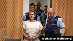 Christchurch: shooter in court