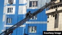 Бишкектеги өрт
