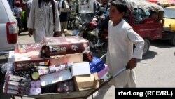 ارشیف، افغانستان کې یو کارګر ماشوم