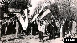 Sovet-İran sərhədi - yanvar 1990