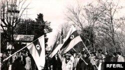 Sovet-İran sərhədi, yanvar 1990