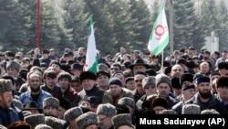Митинг в Ингушетии 26 марта