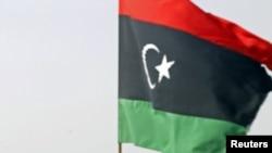 Флаг ливийских повстанцев