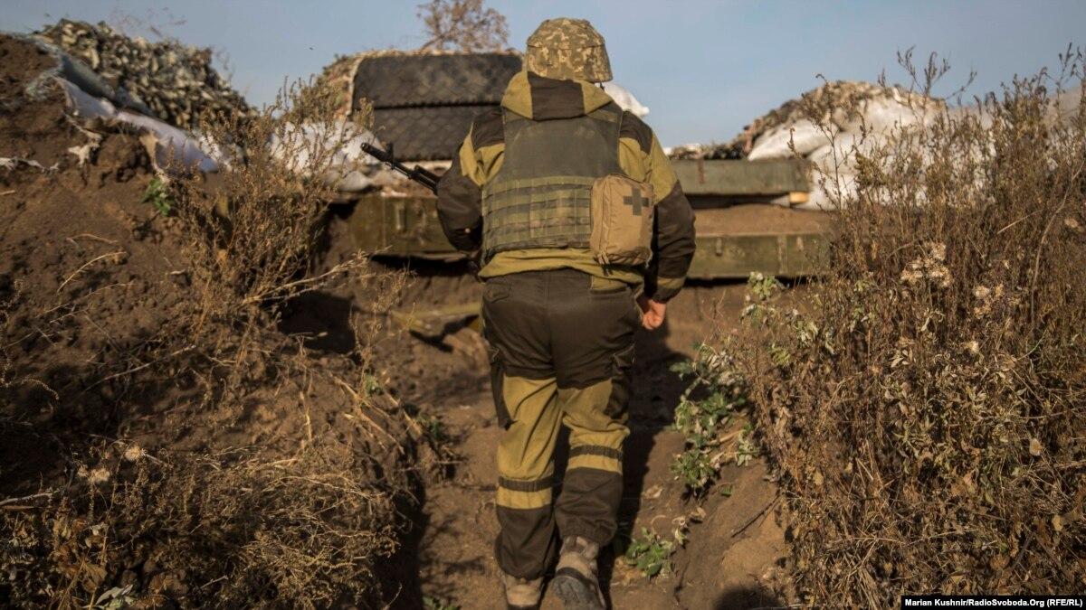 В течение суток боевики 4 раза нарушили режим прекращения огня – штаб