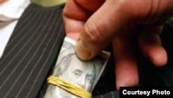 Uzbekistan -- Bribery, generic, undated