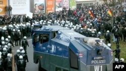La demonstrația Pegida de sîmbătă de la Köln