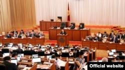 Кыргыз парламенти, 15-декабрь.