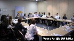 Sa skupa o diskriminaciji u regionu, Beograd, 11. maj 2012.