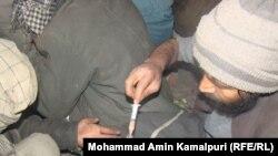 Kabulda narkomanlar, 20 dekabr 2010