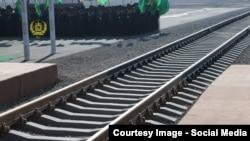 آرشیف، خط آهن آتامرات - آقینه