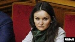 Оксана Царевич, архівне фото