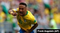 Бразилиянын оюнчусу Неймар.