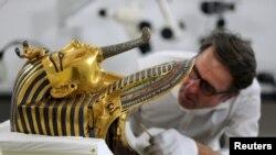 Zlatna maska Tutankamona