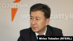 Energy Minister Askarbek Shadiev has been charged with abuse of office.