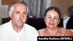 Mehman Əliyev və Zemfira Əliyeva