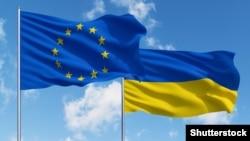 Украина мен ЕО тулары (Көрнекі сурет).