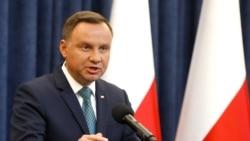Польскі законапраект пра Халакост
