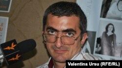 Эрнест Варданян, политолог, журналист