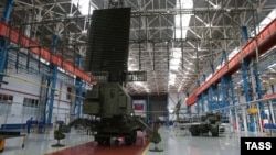 Russia's state-owned Almaz-Antey firm increased arms sales 17 percent in 2017.