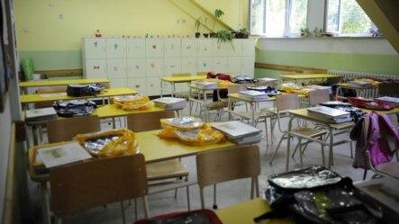 Srbija, škola, ilustracija