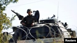 Kosovo: Sukobi na Jarinju
