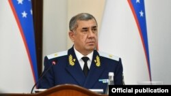 Ўзбекистон Республикаси бош прокурори Ниғматилла Йўлдошев