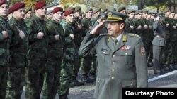 Serbian Army General Ljubisa Dikovic (novosti.rs photo)
