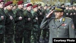 Ljubisa Dikovic, Serbia's new army chief of staff