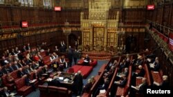 Камарата на лордовете обсъжда споразумението за излизането на Обединеното кралство от ЕС