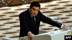 Президент Туркменистана Гурбангулы Бердымухамедов.