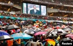 Слова прощания Барака Обамы