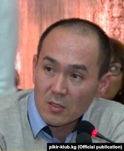 Улан Шамшиев.