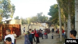 Улица в Исфаре