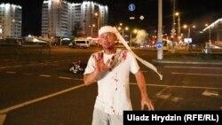 Шаби дувуми эътирозҳо дар Минск