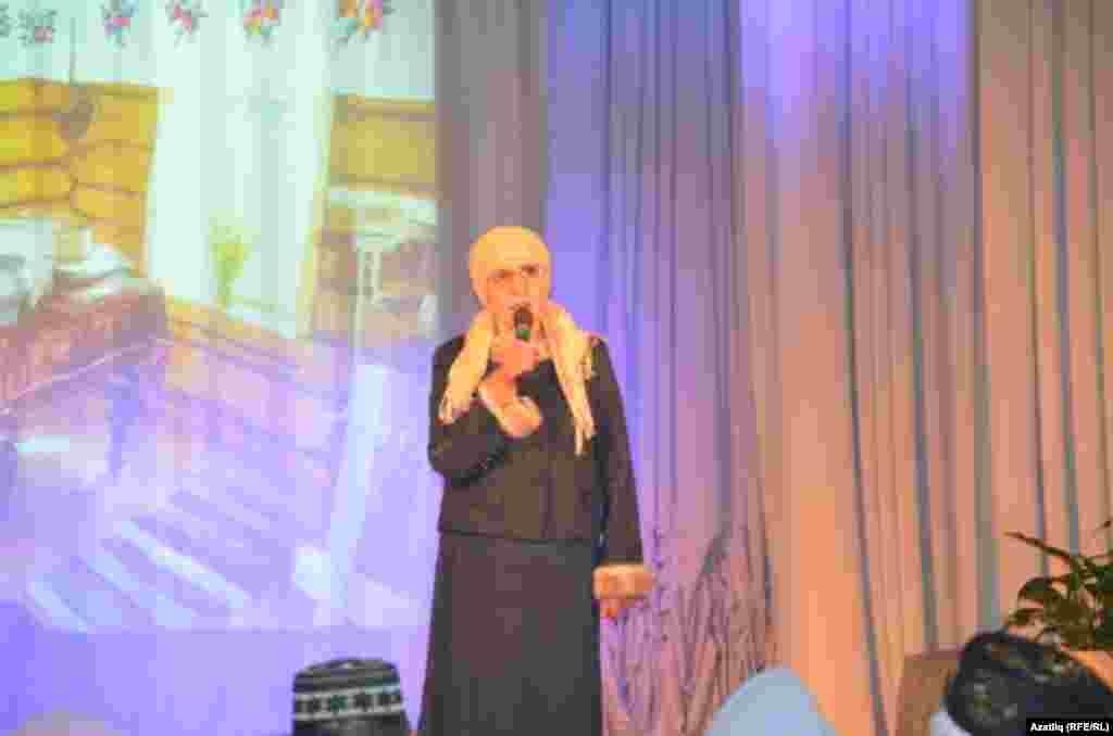 Бәйгенең төп оештыручысы Бибинур Сабирова