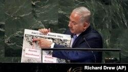دفتر نخستوزیر اسرائیل در بیانیهای پرسیده است، چرا آقای آمانو مشخصا به تورقوزآباد اشاره نکرده است؟