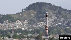 Abbottabad has long been a hotbed of extremist activity despite being home to the Kakul Military Academy.