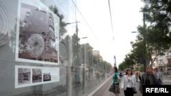 Izložba Ajne Zarić u okviru Dana Sarajeva u Beogradu, Foto: Vesna Anđić