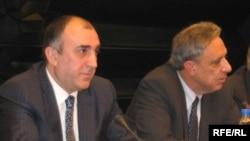 Nazirlərin görüşü Bakı vaxtı ilə saat 15.30-da başlayıb,Brüssel 14 noyabr 2006