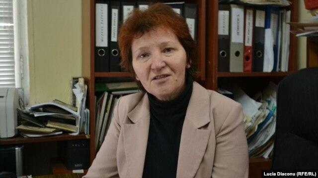 Varvara Buzilă