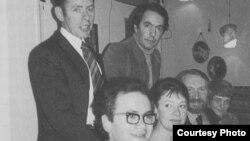 Яков Гордин, Александр Кушнер, Анатолий Найман и другие в гостях у Ефимовых 1972