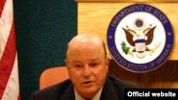 Бывший посол США в Египте Фрэнк Виснер