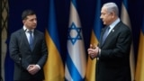 Президент Украины Зеленский рассказал премьеру Израиля Нетаньяху освоей семье иХолокосте